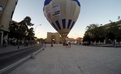 Cautivo en Ciudad Real
