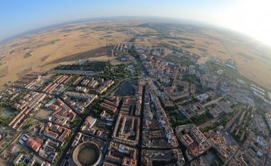 Vuelo en Ciudad Real